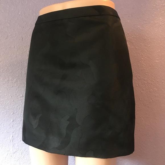 fecb5d63e30f TED BAKER LONDON Kholis Mini Skirt Black Camo. M 5b71b7cf1b329485b8e75bd9